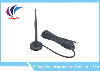چین Omni Directional 433MHZ Antenna High Antenna / Sucker Antenna با پایه Magetic کارخانه