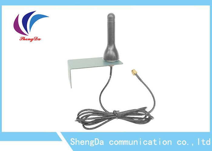 5dBi 2.4G فضای بیرونی Omni Directional Wifi Long Rang SMA External Antenna Male تامین کننده